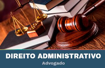 Vaga de Emprego - Direito Administrativo