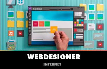 Vaga de Emprego - WebDesigner